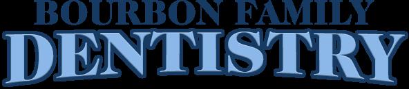 Bourbon Family Dentistry logo
